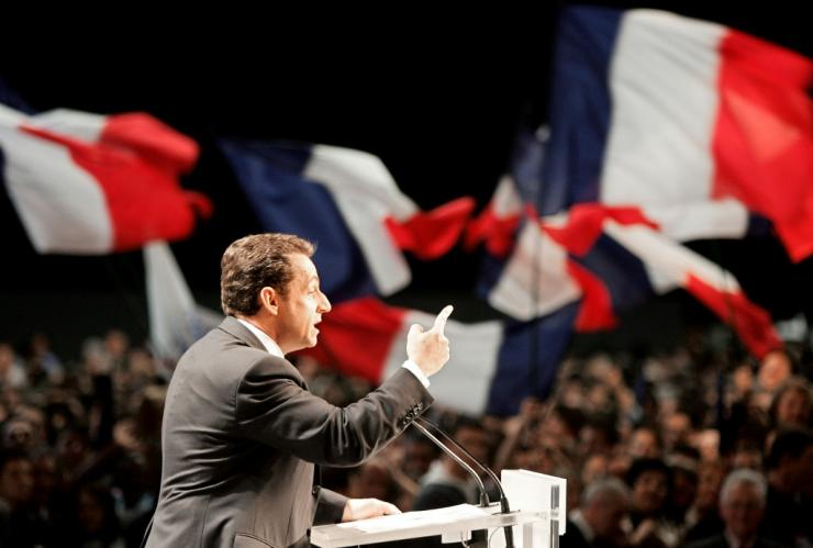 Sarkozy was accused of interfering with his investigation into the 2007 election fund
