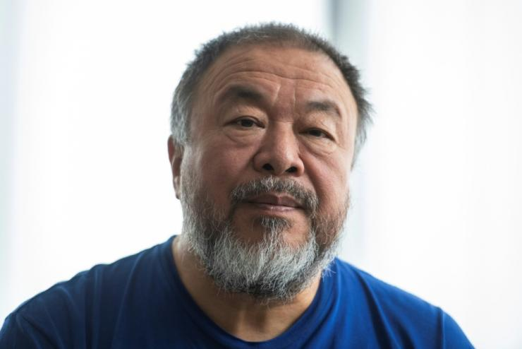 Watching from his home in Berlin, China's best known modern artist around the world told AFP the arrival of mainland style censorship in Hong Kong is all but guaranteed