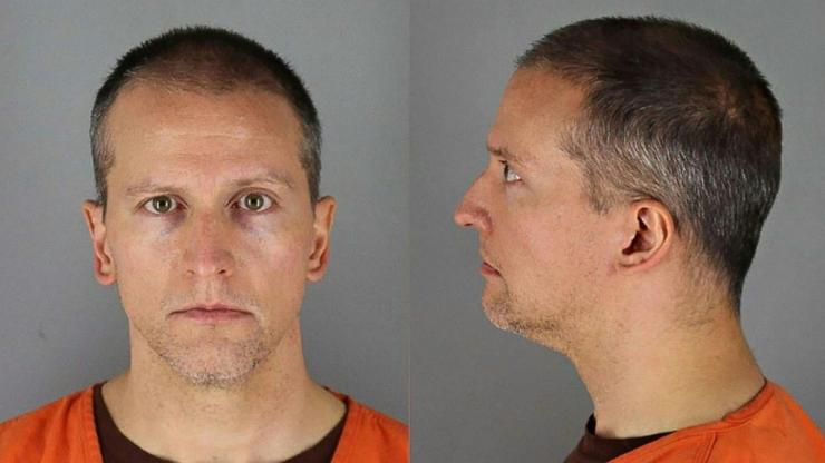 Former Minneapolis police officer Derek Chauvin is on trial for murder and manslaughter