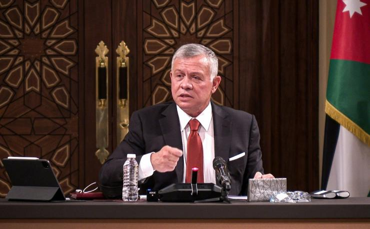 Jordanian King Abdullah II appointed his half-brother Hamzah bin Hussein as crown prince in 1999, only to strip him of the title in 2004 and appoint his own son