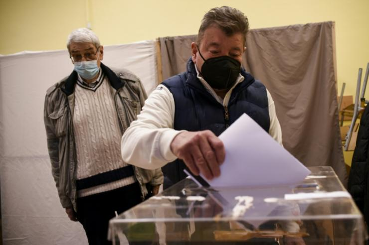 Turnout in the Bulgarian vote is expected to be affected by the pandemic