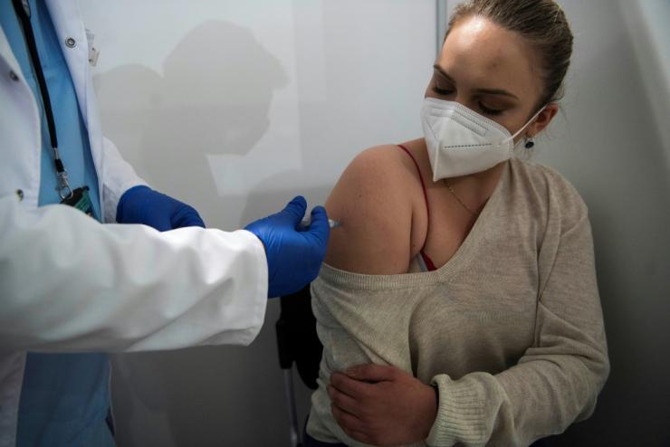 Some countries in Eastern Europe use the Sputnik vaccine, but some experts are concerned that Russia will rush to market the vaccine.