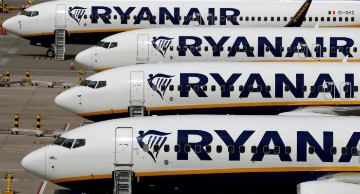 Ryanair has launched a Europe-wide legal campaign against state aid granted to rivals during the pandemic