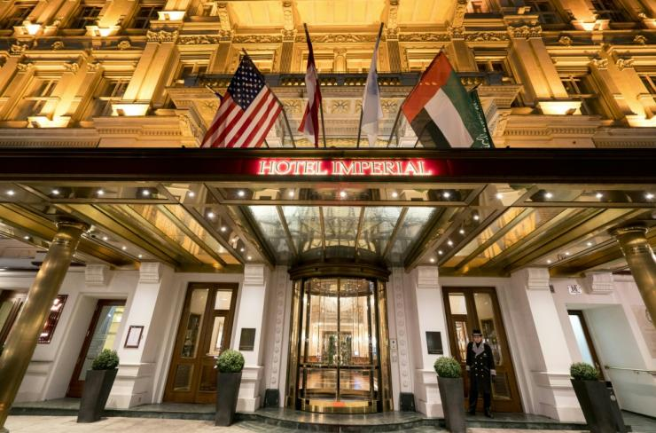 """As in the first round, the US delegation is not staying in the same hotel, because it is attending """"indirectly"""
