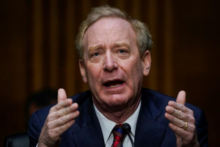 Microsoft President Brad Smith told a US Senate intelligence committee in February 2021 that it likely took 1,000 engineers or more to pull off such a sophisticated and wide-scale attack