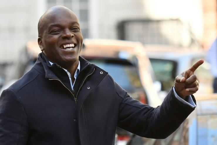 Shaun Bailey, the Conservative Party candidate for the London mayoral election, is Khan's biggest rival