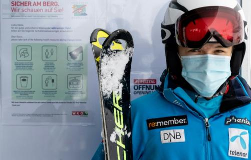 Virus Surge Puts Paid To Austria Ski Season Restart