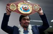 Manny Pacquiao 'Not Afraid To Die' Of Coronavirus, Continues To Help Poor