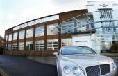 Luxury Carmaker Bentley To Axe 1,000 UK Jobs