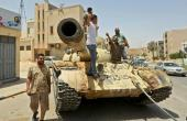 Libya Govt Says Offensive Launched For Kadhafi Hometown Sirte