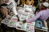 Two Nigerian newspapers have had sudden cutbacks, as media outlets across Africa struggle during the coronavirus crunch