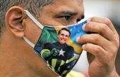 Brazil's Bolsonaro Dilutes Face Mask Law Again