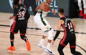 Bucks Beat Miami To Clinch East Top Seed For NBA Playoffs