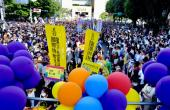 Crowds Celebrate Pride In Virus-free Taiwan