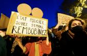French Protesters Clash With Police Over New Security Law