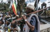 Ethiopians Flex Military Muscle During Orthodox Epiphany Holiday