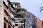 Three Dead As Gas Blast Rocks Madrid Building
